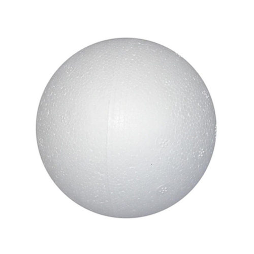 Stiropor krogla