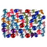 Kristali - pisani krogci in solzice