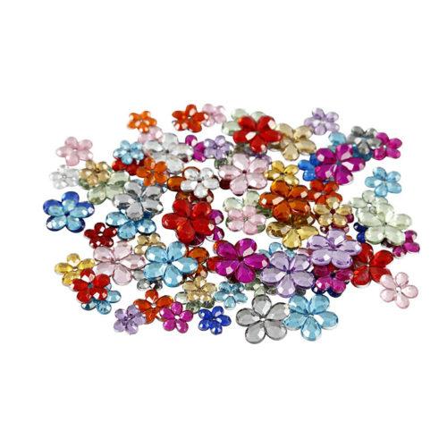Kristalčki - rožice