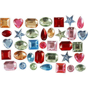 kristali za šivanje