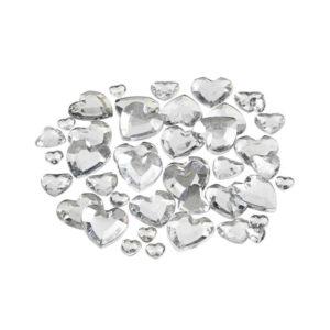 Kristali - srebrna srca
