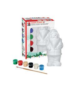 Komplet za barvanje - Božiček