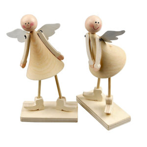 Lesen angel, velik lesen angel