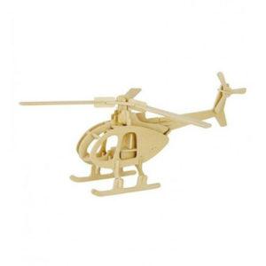 3D sestavljanka - helikopter