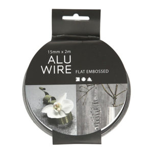 ALU ploščata žica