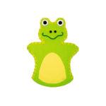 Ročna lutka Žaba