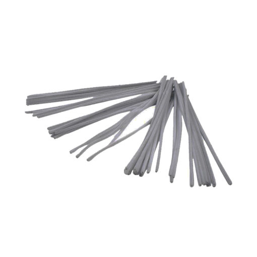 Kosmate žičke - sive
