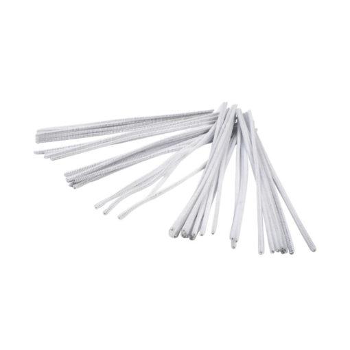Kosmate žičke - bele
