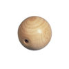 Lesena kroglica