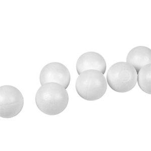 Stiropor kroglice v setu